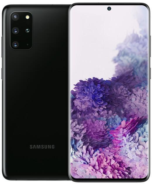 Image of Samsung Galaxy S20 Plus 5G 128GB Cosmic Black
