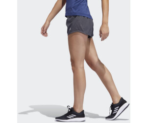 Adidas Run It 3-Streifen PB Shorts grey six Frauen (FQ2462)