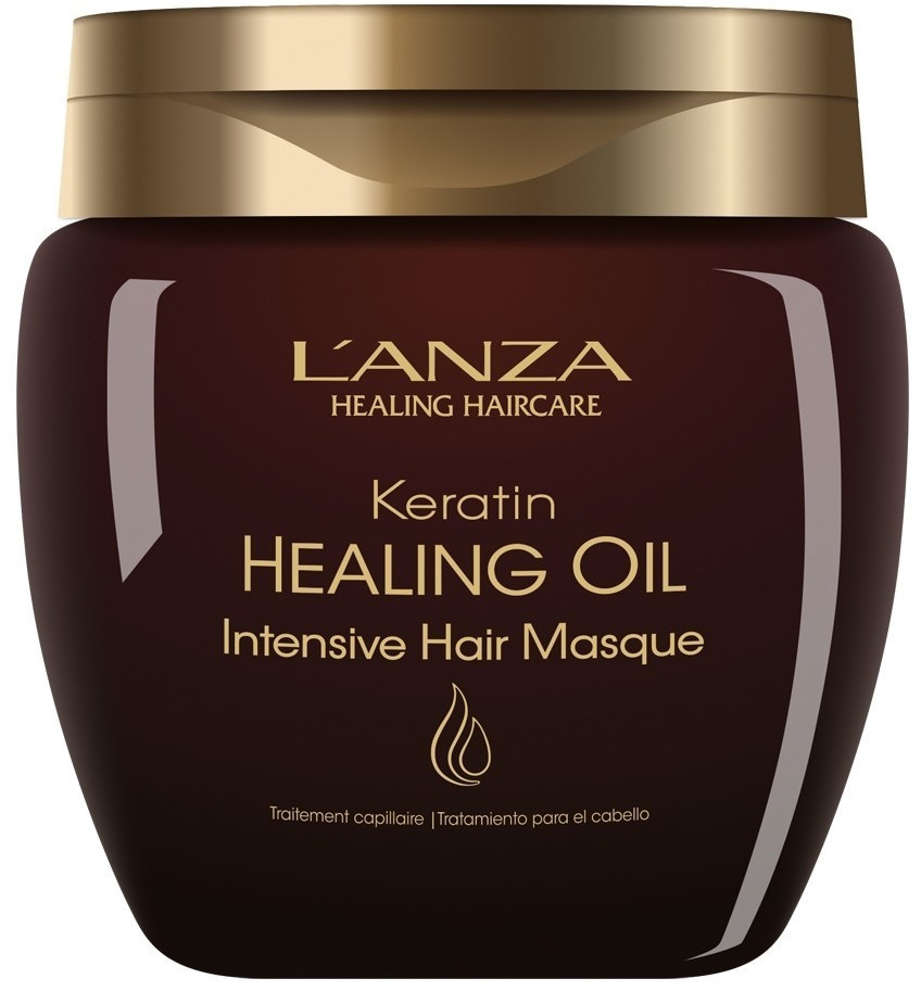 Image of Lanza Healing Haircare Keratin Healing Oil Intensive Hair Masque (210 ml)