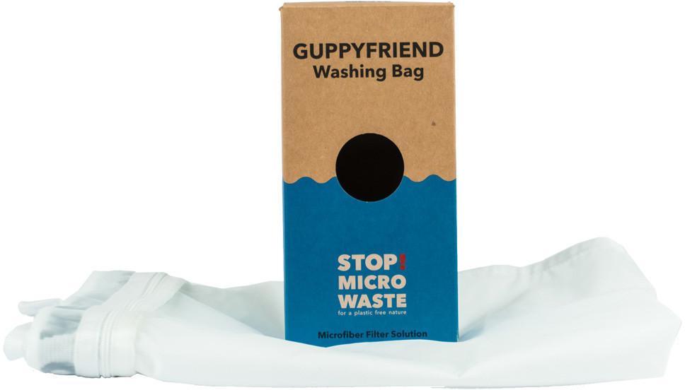Guppyfriend Washing Bag Stop Micro Waste weiß 50 x 74 cm
