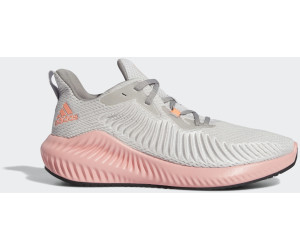 Adidas Alphabounce+ dash grey/glory pink/signal coral Women ...