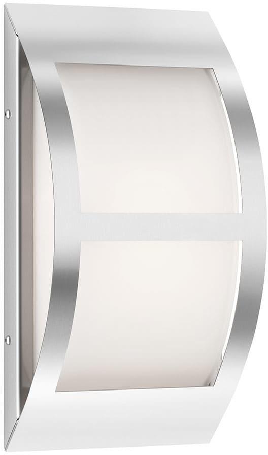 LCD Wandleuchte 54 Edelstahl