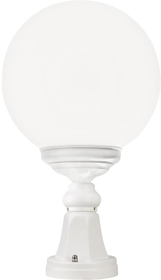 LCD Sockelleuchte 1131 weiß