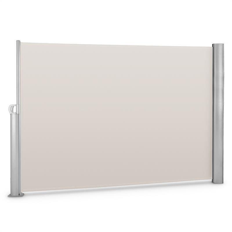 Blumfeldt Bari 320 Seitenmarkise 300 x 200 cm creme
