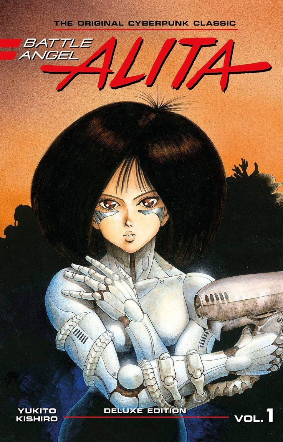 Image of Battle Angel Alita Deluxe Edition 1