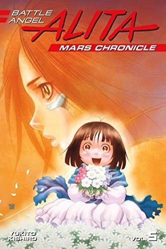 Image of Battle Angel Alita Mars Chronicle 5