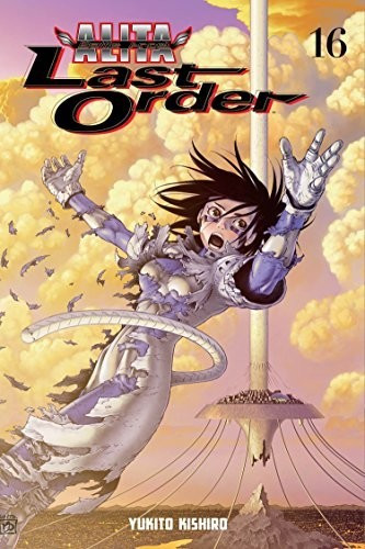 Image of Battle Angel Alita: Last Order 16