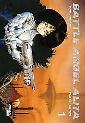 #Battle Angel Alita – Perfect Edition 1  [Taschenbuch]#