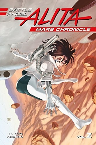 Image of Battle Angel Alita Mars Chronicle 2