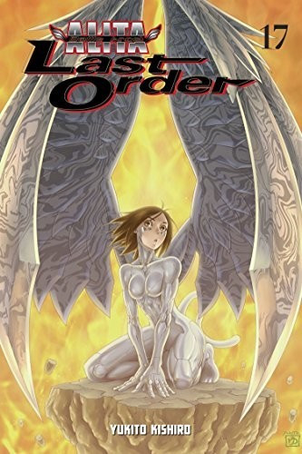 Image of Battle Angel Alita: Last Order 17