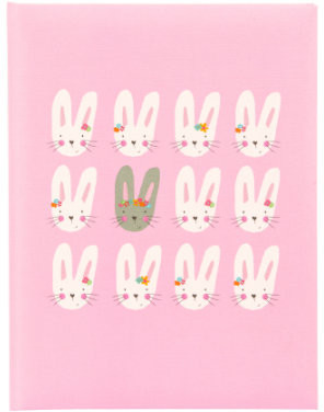 Image of Goldbuch Baby Diary Cute Bunnies 21x28/44