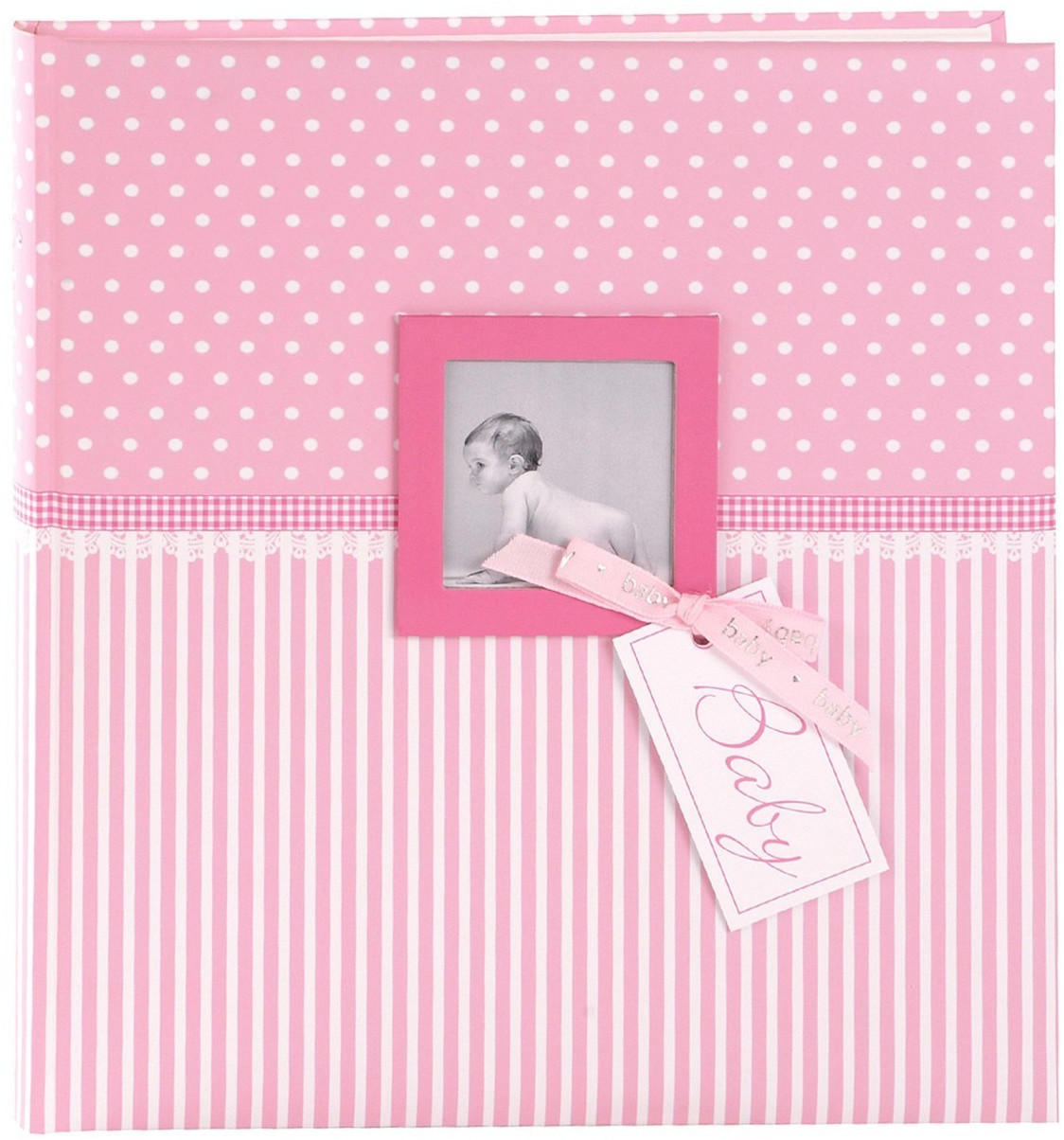 Image of Goldbuch Babyalbum Sweetheart 30x31/60 pink