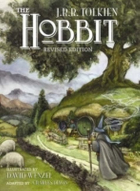 Image of The Hobbit. Graphic Novel (9780261102668)