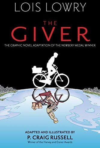 Image of The Giver (Graphic Novel) (9781328575487)