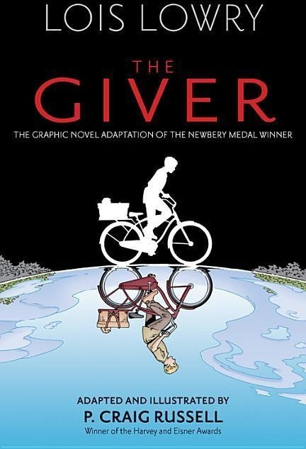 Image of The Giver (Graphic Novel) (9780544157880)
