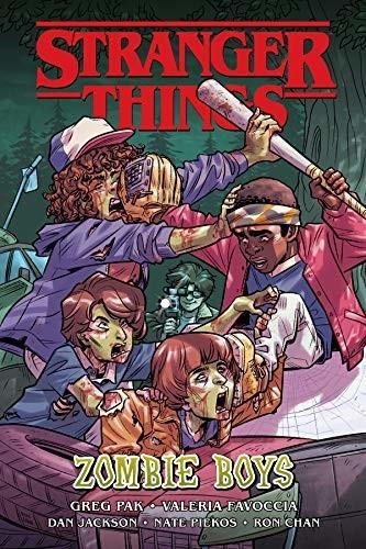 Image of Stranger Things: Zombie Boys (Graphic Novel) (9781506713090)