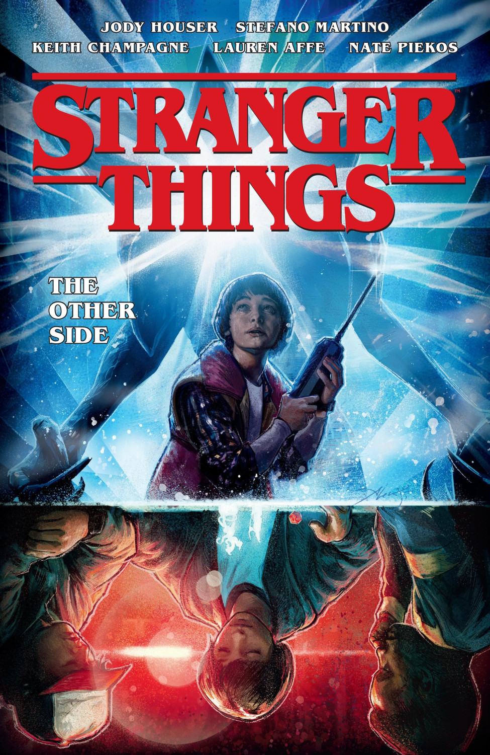 Image of Stranger Things: The Other Side (Graphic Novel Volume 1) (9781506709765)