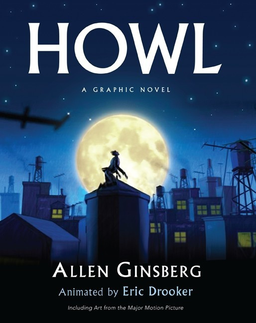 Image of Howl: A Graphic Novel (9780062015174)