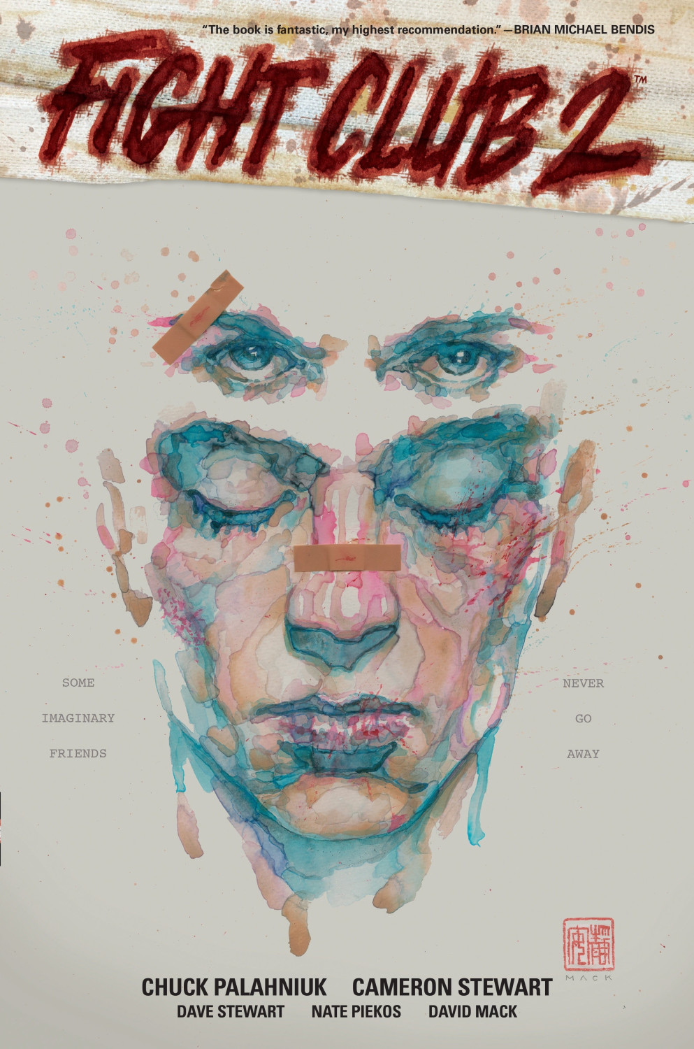 Image of Fight Club 2 (Graphic Novel) (9781616559458)