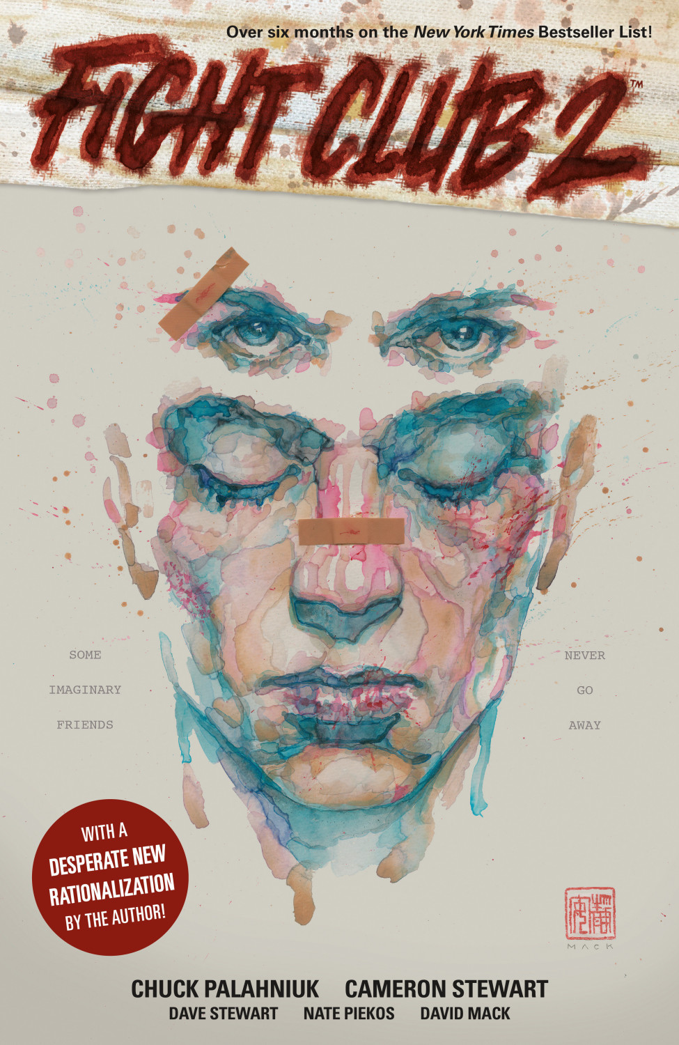 Image of Fight Club 2 (Graphic Novel) (9781506706283)