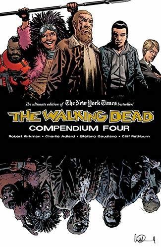 Image of The Walking Dead Compendium Volume 4 (Robert Kirkman)