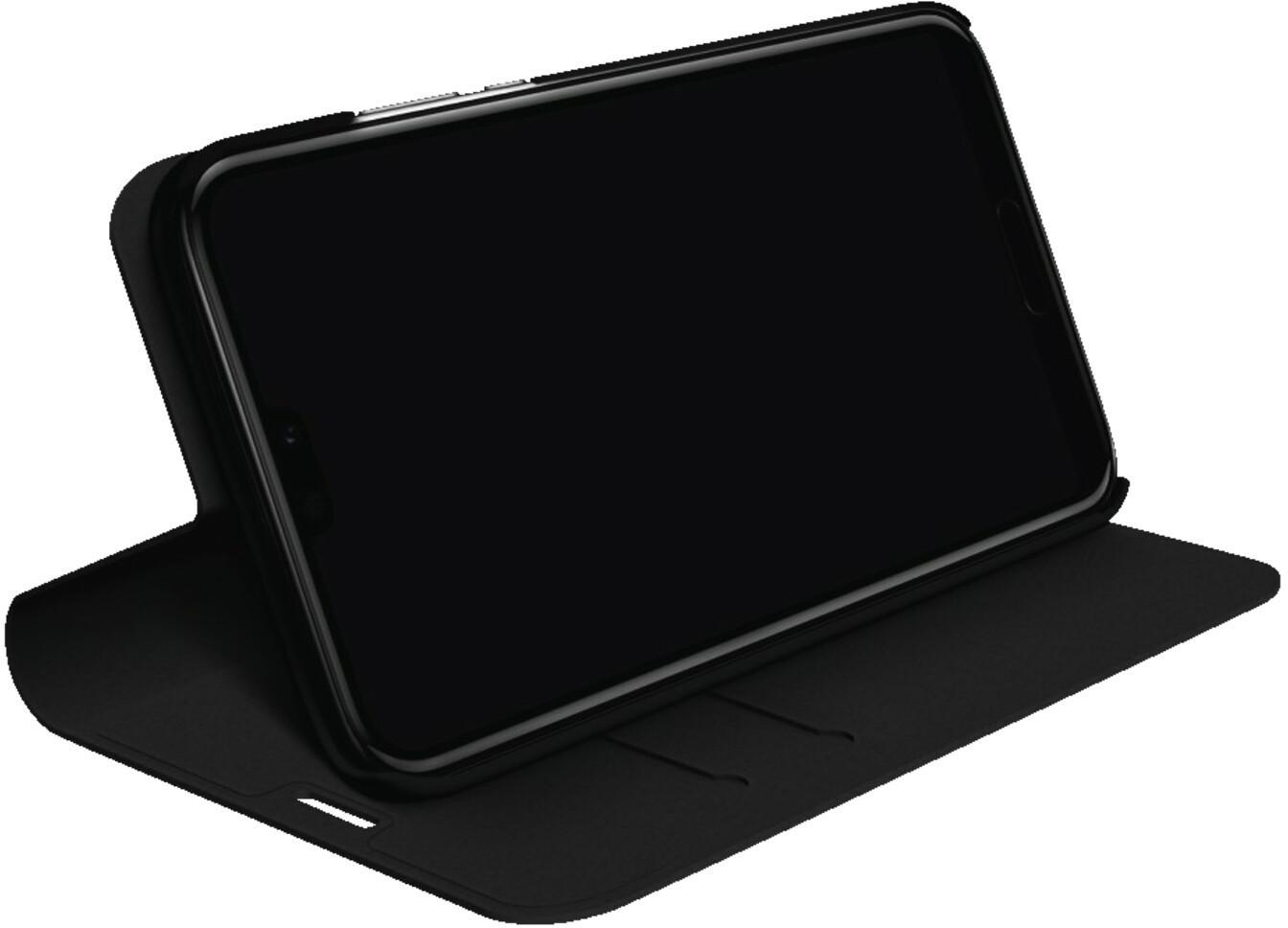 Image of Black Rock Booklet The Standard Huawei P20 Pro Black