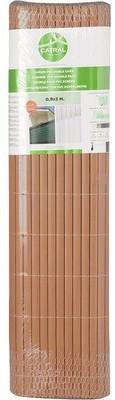 Catral Sichtschutzmatte PVC BxH: 3 x 0,9 m teak