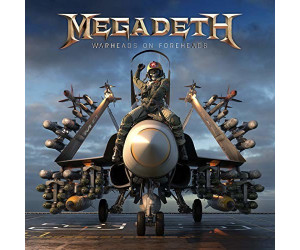 Megadeth - Warheads On Foreheads (CD)