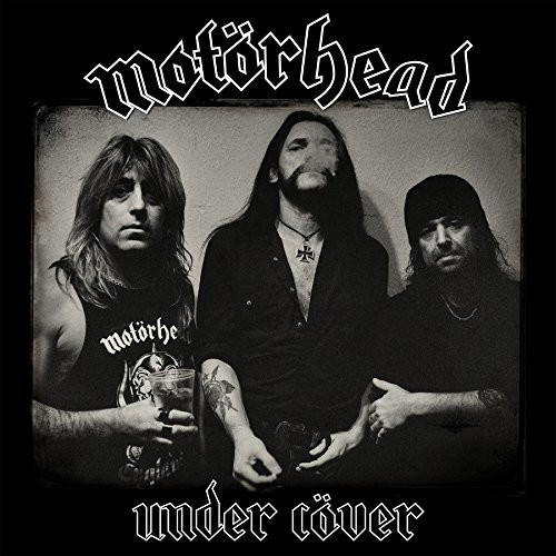 #Motörhead – Under Cöver (CD)#
