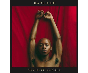 Nakhane - You Will Not Die (CD)
