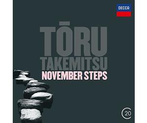 November Steps (CD)