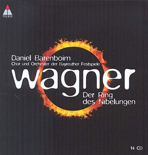 Obf - Der Ring Des Nibelungen (Ga) (CD)