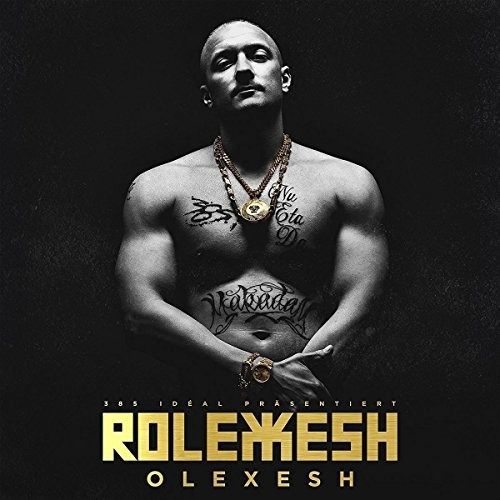 Olexesh - Rolexesh + Radioaktiv Tape (CD)