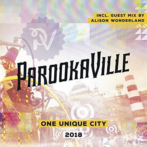 Parookaville 2018 (CD)