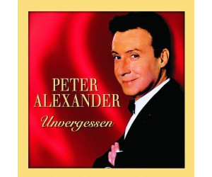 Peter Alexander - Unvergessen (CD)