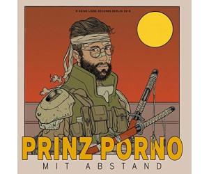 Prinz Porno - Mit Abstand (CD)