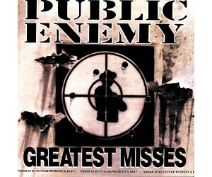 Public Enemy - Great Misses (CD)