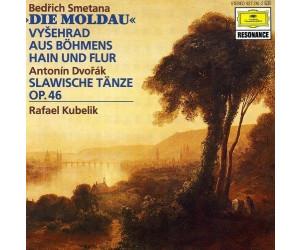 Rafael Kubelik - Die Moldau/Slawische Tänze 1-6 (CD)