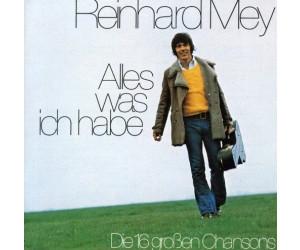 Reinhard Mey - Alles Was Ich Habe (CD)