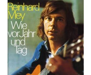 Reinhard Mey - Wie Vor Jahr Und Tag (CD)