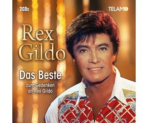 Rex Gildo - Das Beste zum Gedenken an Rex Gildo (CD)