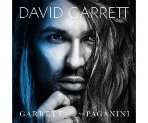 David Garrett - Garrett vs Paganini (CD)