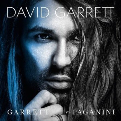 David Garrett - Garrett vs Paganini (CD)