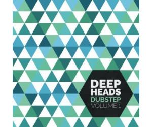 Deep Heads Dubstep Vol. 1 (CD)
