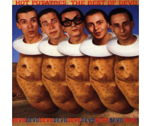 Devo - Hot Potatoes - Best of (CD)