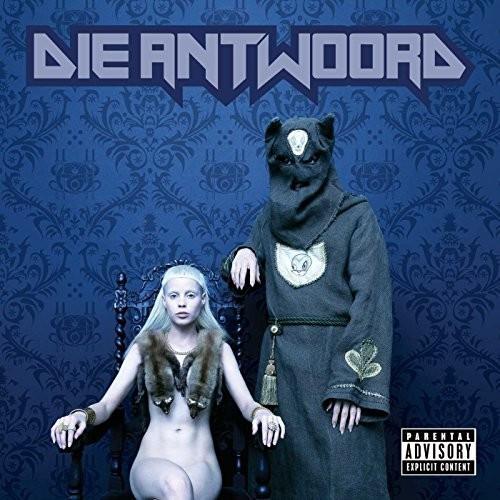Die Antwoord - $o$ (Sos) (CD)