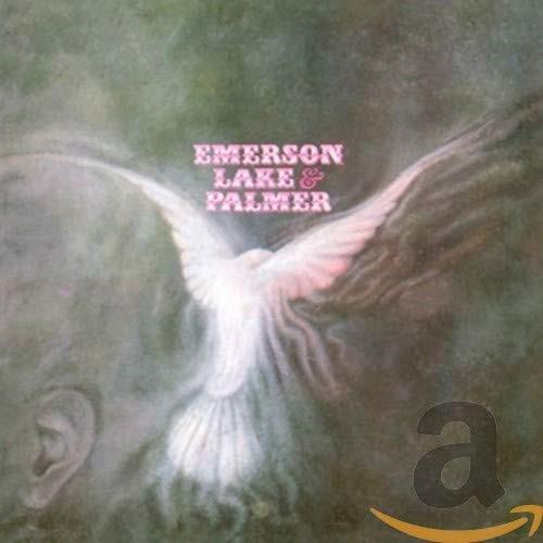 Emerson, Lake & Palmer - Emerson,Lake & Palmer (CD)