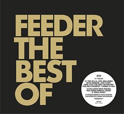 Feeder - The Best Of (CD)