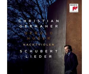 Franz Schubert - Nachtviolen - Schubert: Lieder (CD)