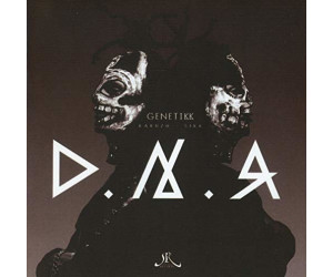 Genetikk - D.N.A. (CD)